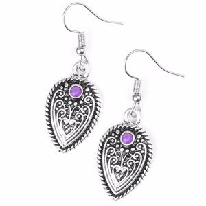 Free with Bundle Distance Pasture Earring Purple
